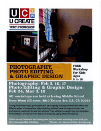 UCreate Photography. photo editing & graphic design Feb 3