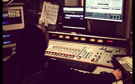 On the master boards @90.7fm KPFK