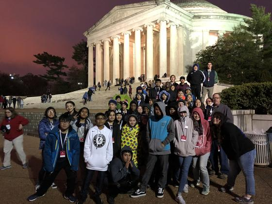 2018 Jefferson Memorial