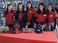 V12's The All-Girls RC Racing Team