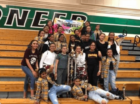 harp Vegas Nationals 2019: Irving Dance wins 2 first place, one 2nd place and a  championship trophy for most spirit, participation and points scored overall.
