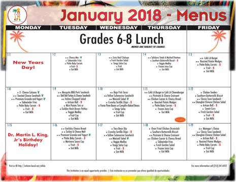 2018 January Lunch Menu Grades 6-8-1.png